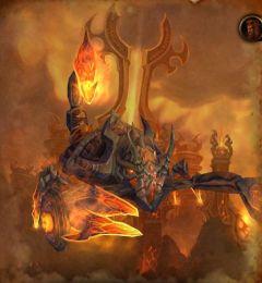wow Тактика на Мажордома: форма скорпиона