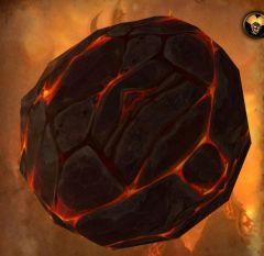 Тактика на Рагнароса WoW: Живой метеор