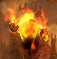 Тактика на Рагнароса WoW: Сын пламени