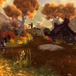 Локации Пандарии - Вечноцветущий Дол