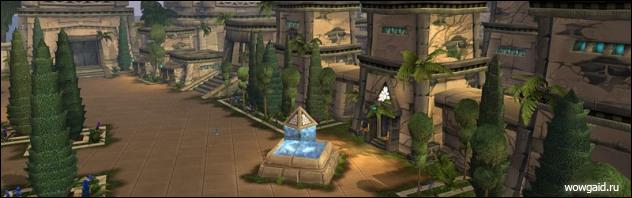 Лучшее подземелье Катаклизма: Затерянный город Тол'Вир
