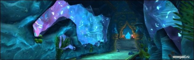 Лучшее подземелье Катаклизма: Трон приливов