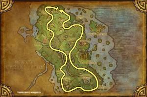 Прокачка Горного дела 525-600 Нефритовый лес