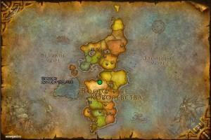 Где находится Стальгорн карта