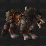 Волк маунты WOD
