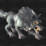 Волк маунты Warlords of Draenor