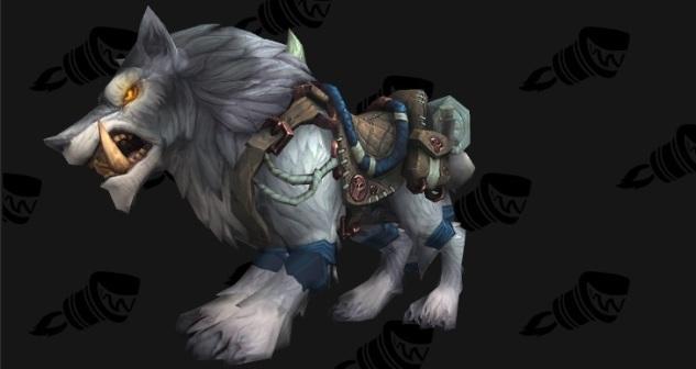 Репутация Клан Северного волка Дренор