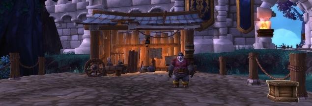 Торговый пост гарнизон WoD