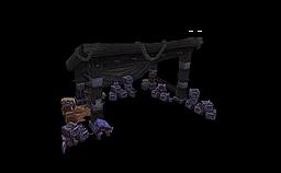 Зверинец Альянса стандартная постройка гарнизон
