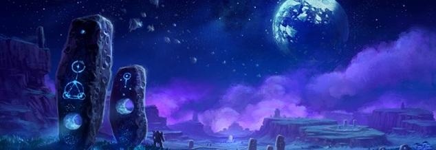 Как попасть в Долину Призрачной луны WoW Дренор