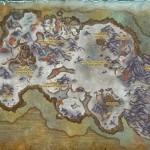 Карта порталов Хребет Ледяного огня