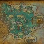 Карта порталов Долина Призрачной луны