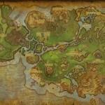 Карта порталов Награнд Коготь Бездны