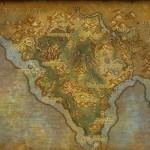 Карта порталов Пики Арака Коготь Бездны Темной звезды