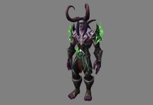 Охотник на демонов класс WoW