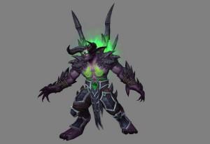 Охотник на демонов WoW Legion
