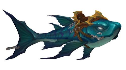 Ездовая акула маунт WoW Легион