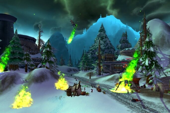 Вторжение демонов Легиона в Дун Морог