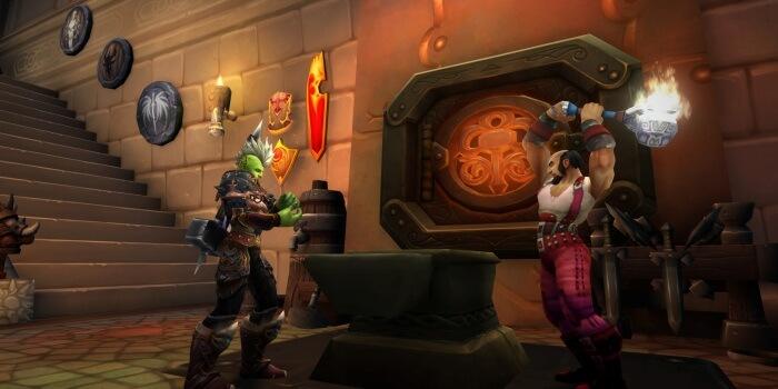 Ресурсы оплота в World of Warcraft
