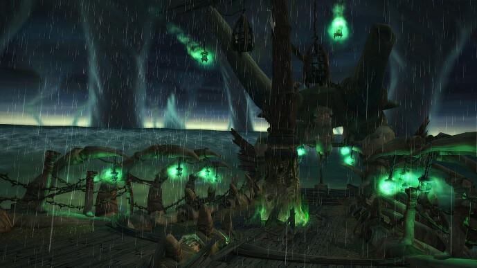 Рейды и подземелья Легиона
