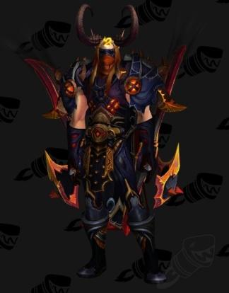 Огненный охотник