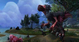Питомцы грифозавры WOW Легион патч 7.1