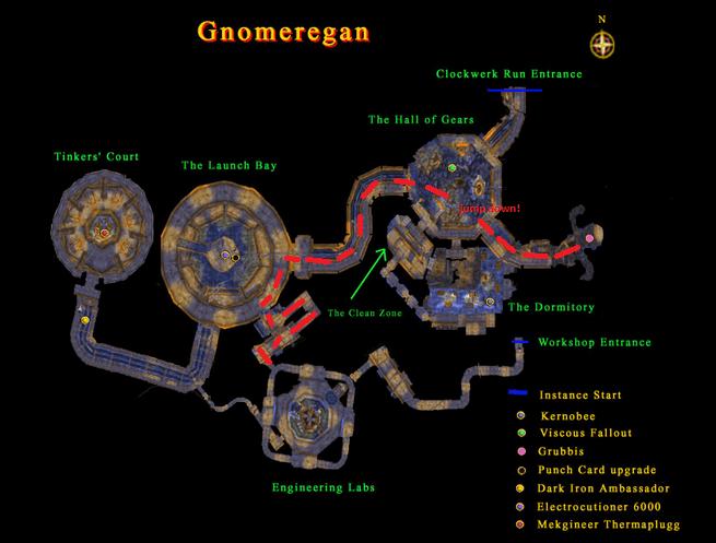 Осознанный кошмар: подземелье Гномреган