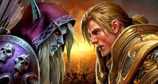 Сильвана и Андуин; Битва за Азерот