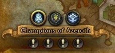 Локальные квесты в Битве за Азерот
