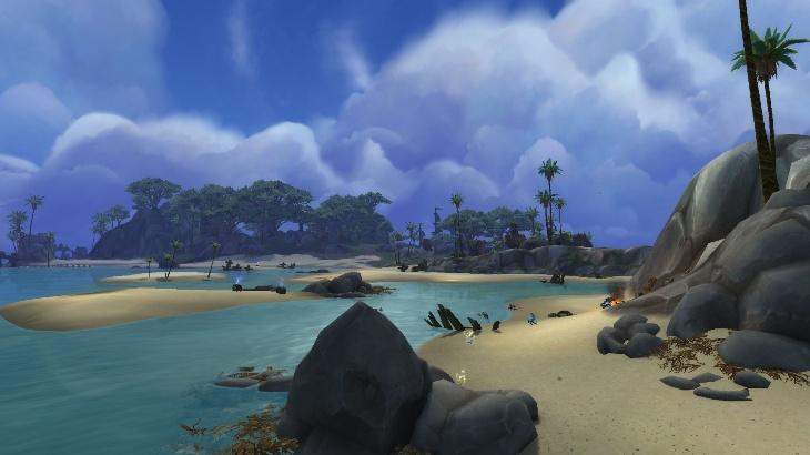 Островные экспедиции: руины Ун'Гола