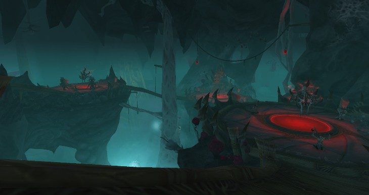 Подземелья и рейды Зулдазара