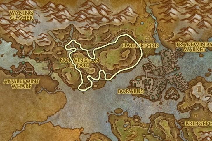 Фарм Речного гороха в Тирагардском поморье