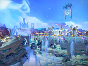 Локация Бастион Shadowlands