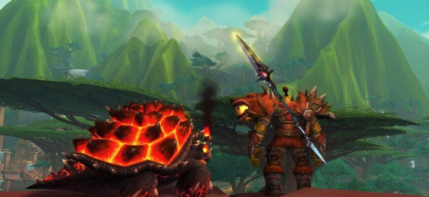 Питомцы охотника в WoW Shadowlands