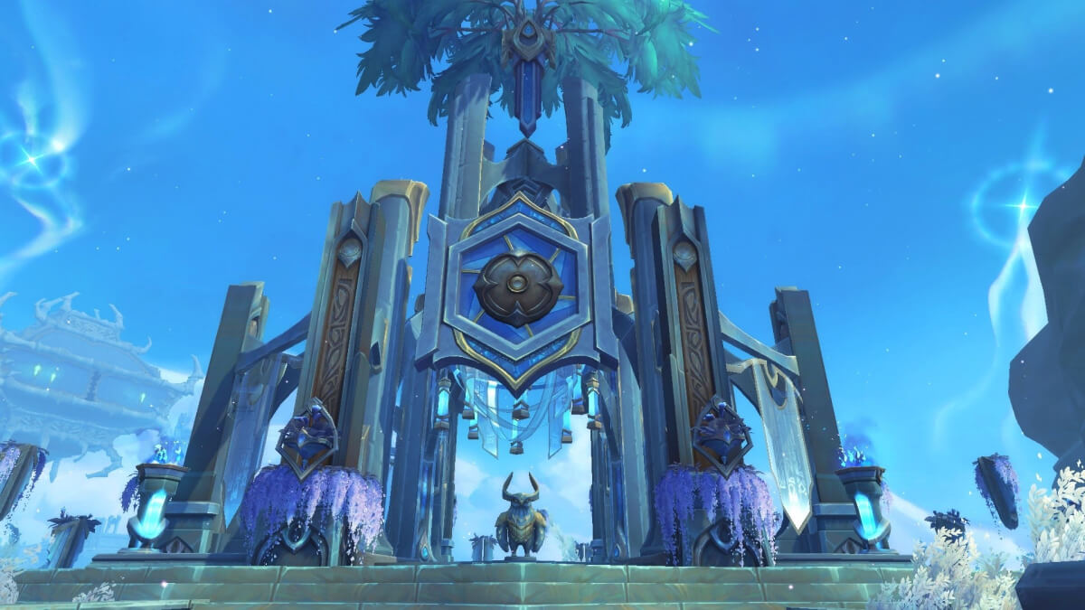 Гайд по локации Бастион в World of Warcraft