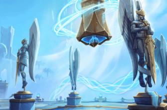 Перерожденные репутация в WoW Shadowlands