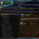 Создание легендарки Shadowlands ранг 1