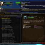 Создание легендарки Shadowlands ранг 3