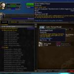 Создание легендарки Shadowlands ранг 4