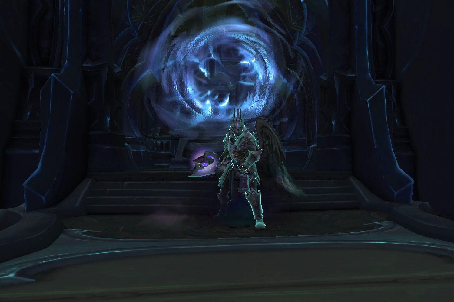 Усиленный монстр Торгаста