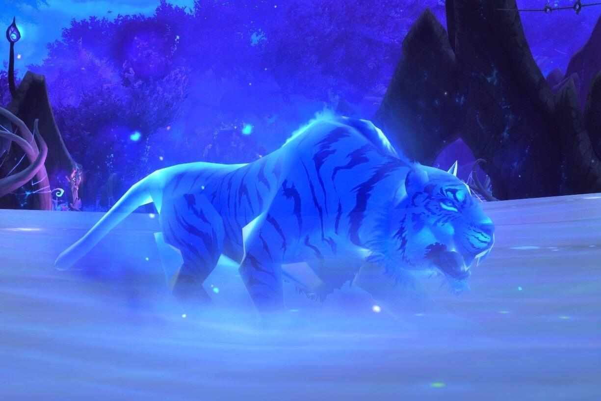 Облик души Дух тигра