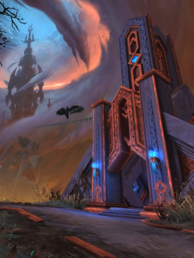 Обзор WoW Shadowlands 9.1 «Цепи Господства»